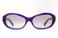 OWLopticwarlock(オウル オプティックワロック)GLシリーズ JOSEPH パープルブルー メガネ