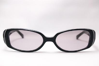 OWLopticwarlock(オウル オプティックワロック)FANTASTIC ブラック-ホワイト-ブラック サングラス