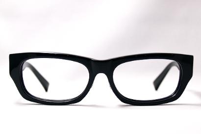 OWLopticwarlock(オウル オプティックワロック)GLシリーズ Lincoln ブラック メガネ