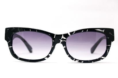 OWLopticwarlock(オウル オプティックワロック)GLシリーズ Rolls ブラックマーブル メガネ