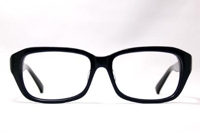 OWLopticwarlock(オウル オプティックワロック)GLシリーズ Three Point ブラック メガネ