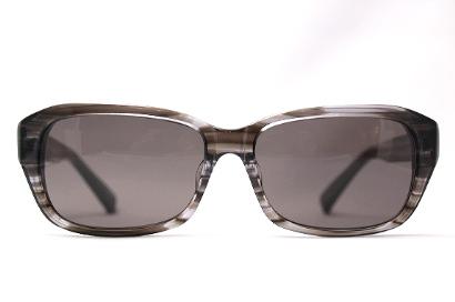 OWLopticwarlock(オウル オプティックワロック)GLシリーズ Three Point グレーデミ メガネ
